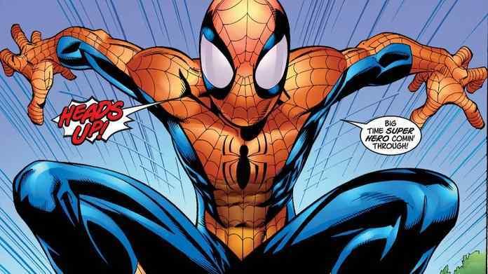 Best Superhero Origin Stories - Ultimate Spider-Man
