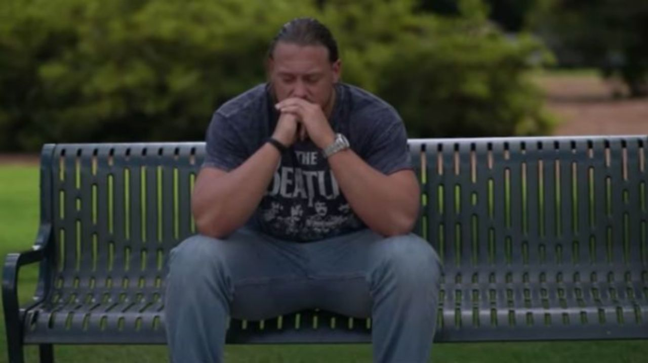 Watch: Big Cass Discusses His Battle With Depression, Anxiety