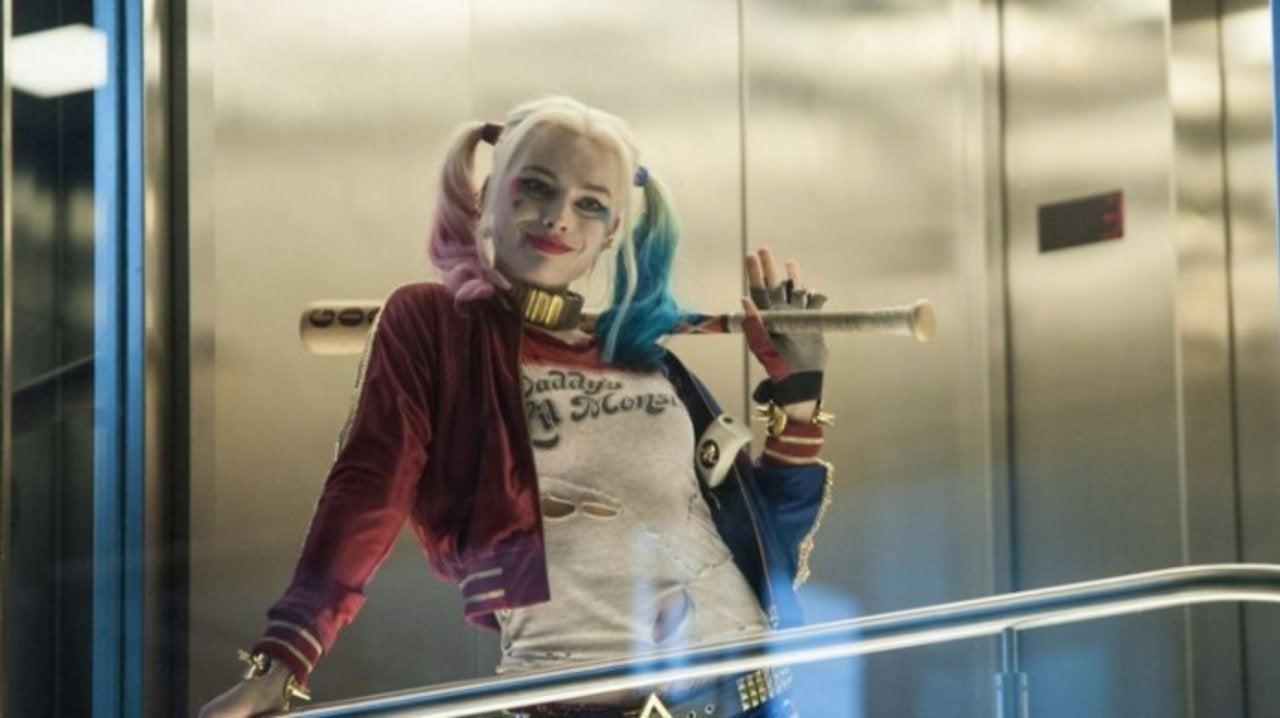 Marsha May Harley Quinn