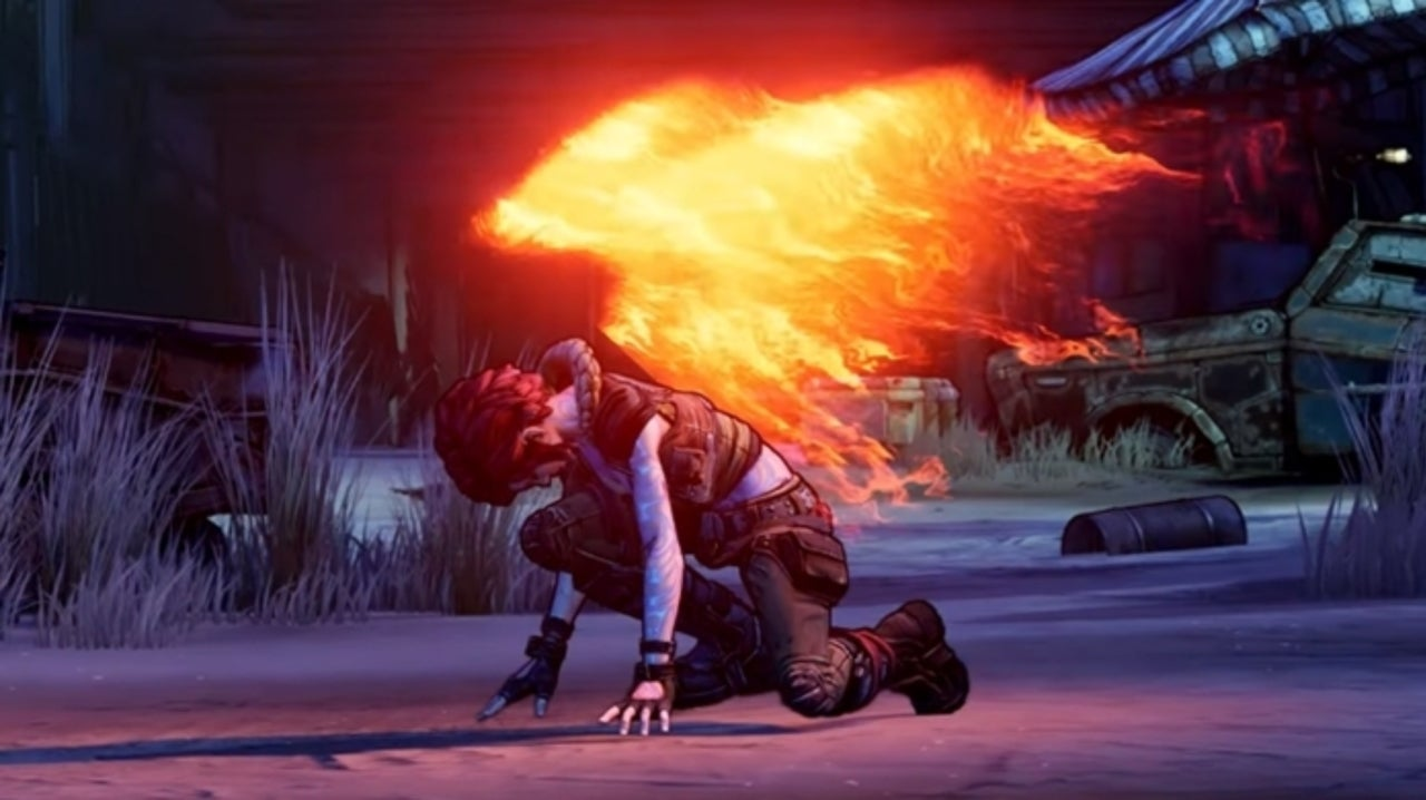 Borderlands 2: Commander Lilith and the Fight for Sanctuary Leaked