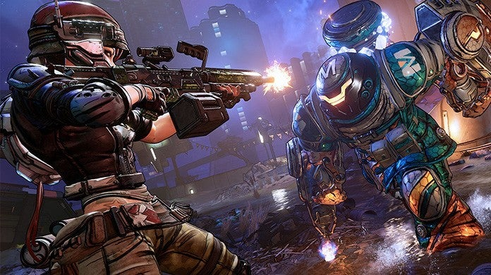 Borderlands 3 Gameplay Moze