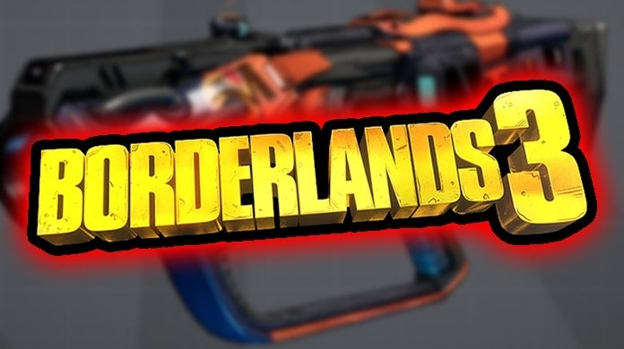 Borderlands 3 Weapon 2