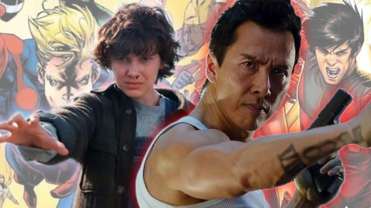 Marvel Studios Kevin Feige Addresses Donnie Yen And Millie Bobby Brown Rumors