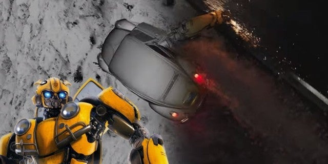 Bumblebee: Behind The Magic Video Reveals Visual Effects Process