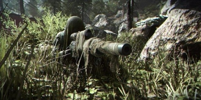 """Call of Duty: Modern Warfare Developer Was Working on a """"Halo Killer"""" at One Point"""