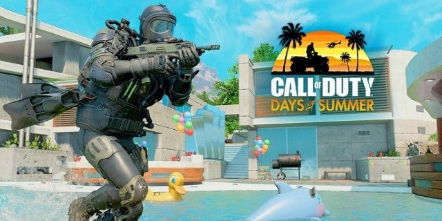 Call of Duty: Black Ops 4's Days of Summer Update Locks New Weapons Behind Loot Boxes