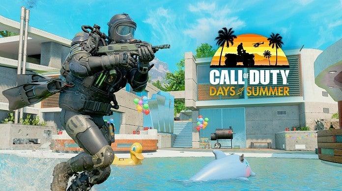 Nova atualização 'Days of Summer' de Call of Duty: Black Ops 4 tem novas armas