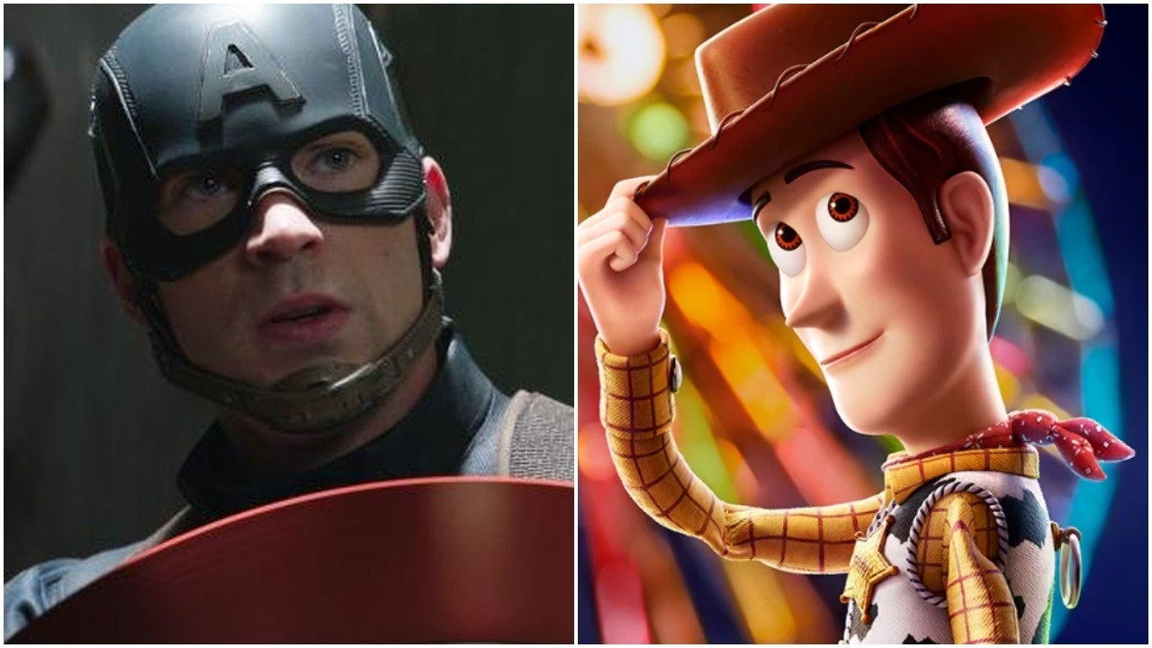 captain america toy story