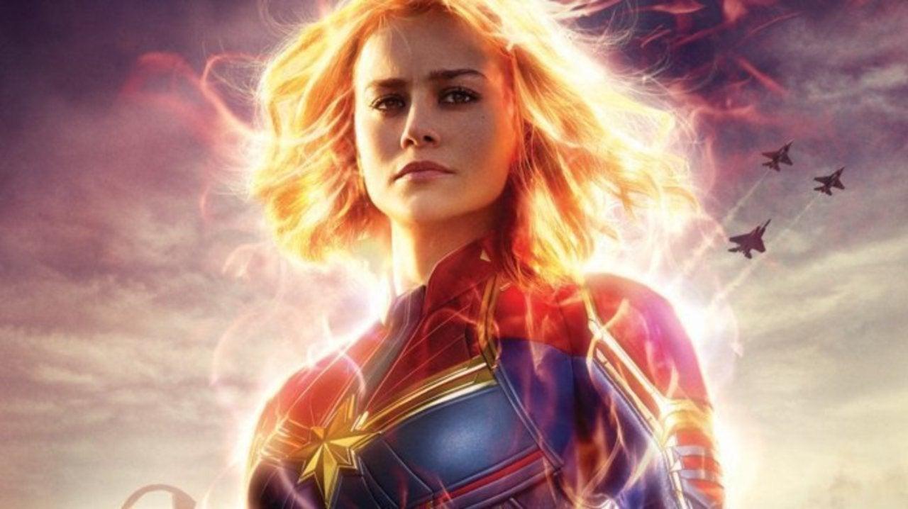 Captain Marvel Takes on the Movie Trolls in Avengers