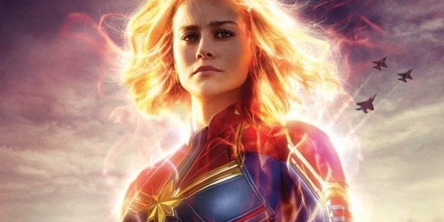 Marvel Fans React to Captain Marvel 2 News