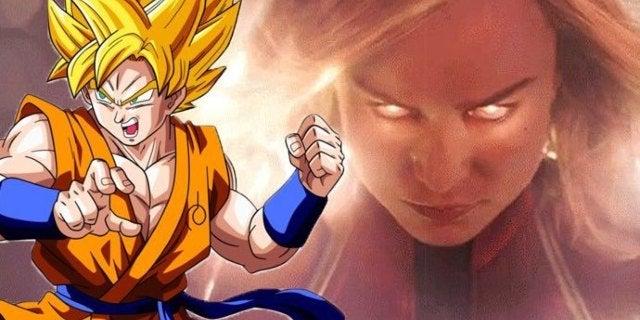 Captain Marvel Visual Artist Explains How Dragon Ball Influence Carol's Fiery Look