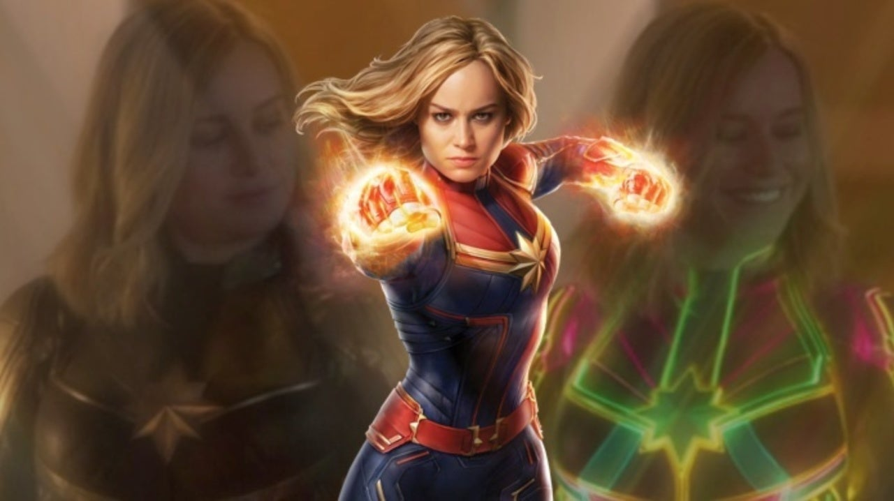 Captain Marvel Every Costume Variant From The Movie It is not affiliated with marvel entertainment, llc and is an unofficial community owned and operated by dedicated fans. captain marvel every costume variant