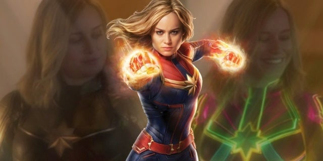 Marvel's Avengers Developers Confirm Captain Marvel Exists in the Game