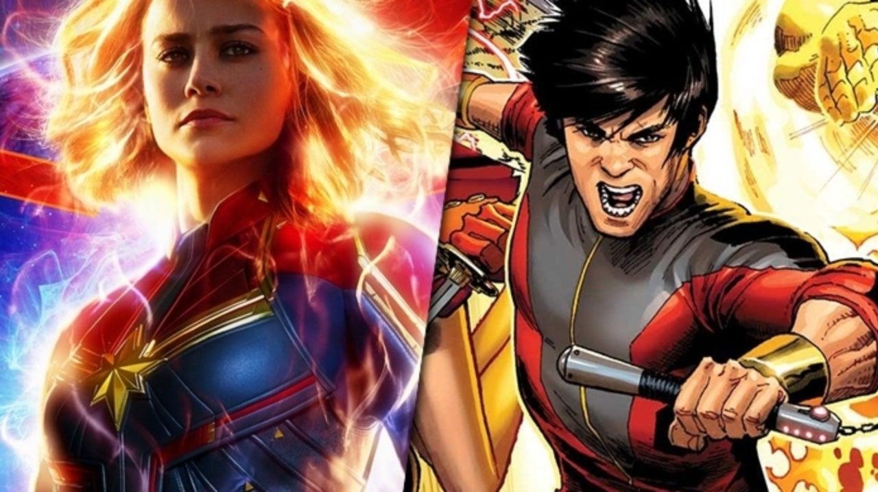 Captain Marvel VFX Supervisor Christopher Townsend Reportedly Joins Shang-Chi