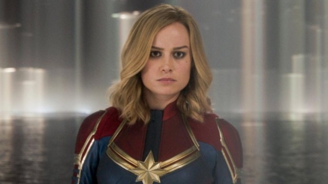 Why Captain Marvel Shedding a Tear at Her Most Powerful Is so Important