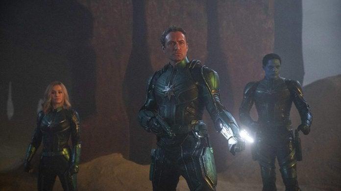 Captain Marvel Torfa