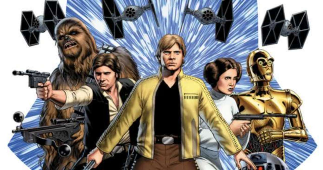 New Star Wars Comic Debuts Surprising Love Interest