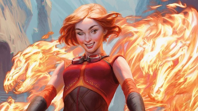 Chandra Acolyte of the Flame
