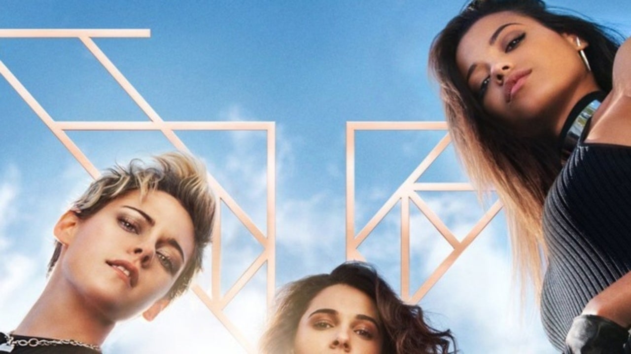 Charlie's Angels Poster Released