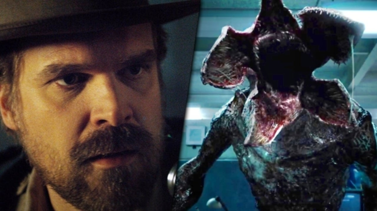 A BuzzFeed Quiz Told David Harbour He Was More like the Demogorgon