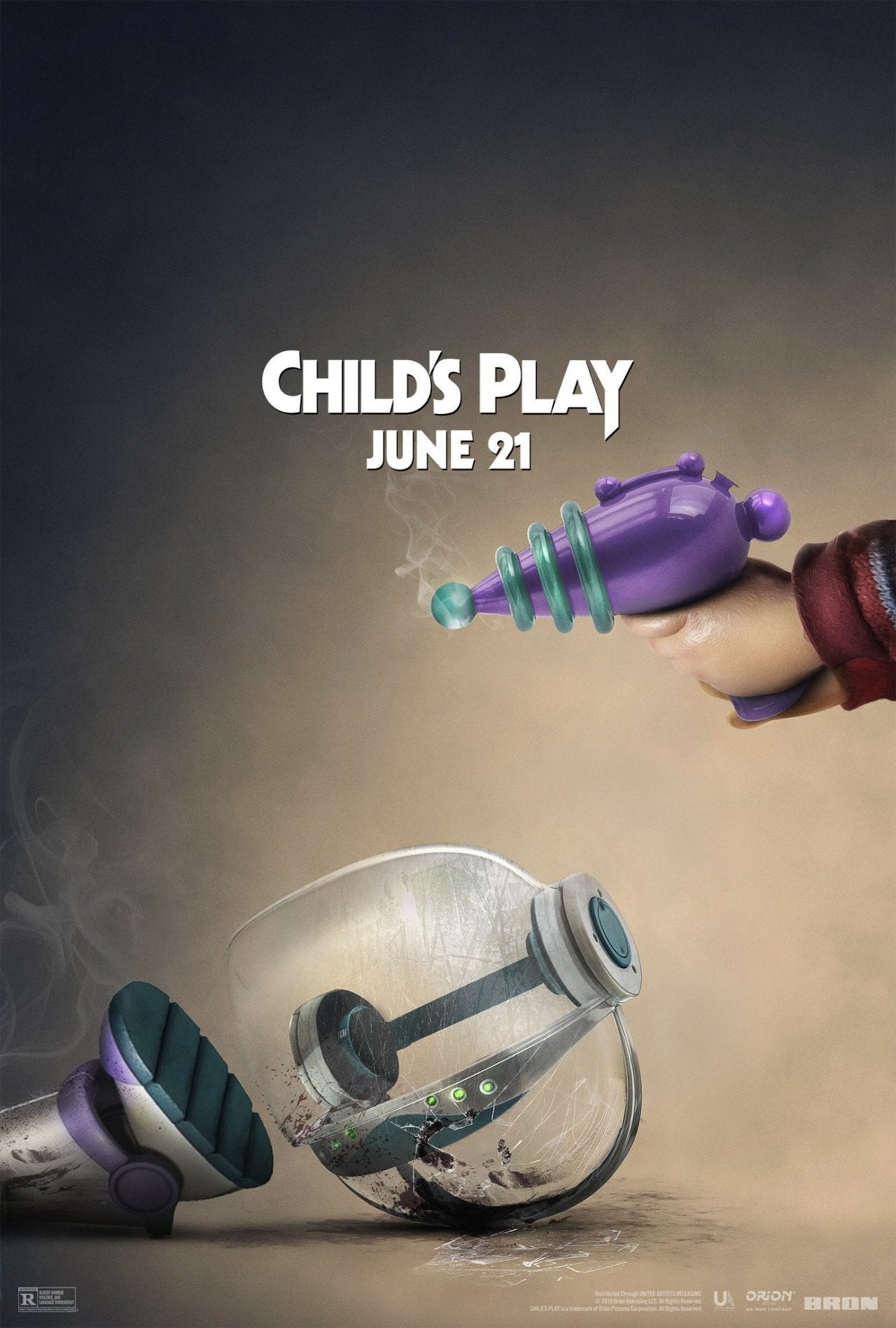 child's play poster chucky buzz lightyear toy story