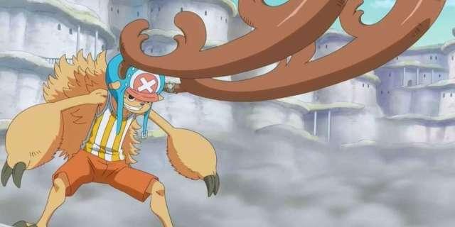 One Piece Artwork Imagines Chopper's Most Monstrous Form Yet