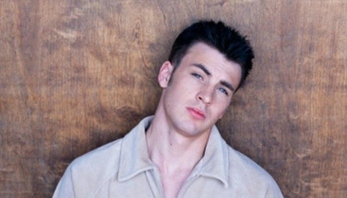 chris evans headshot