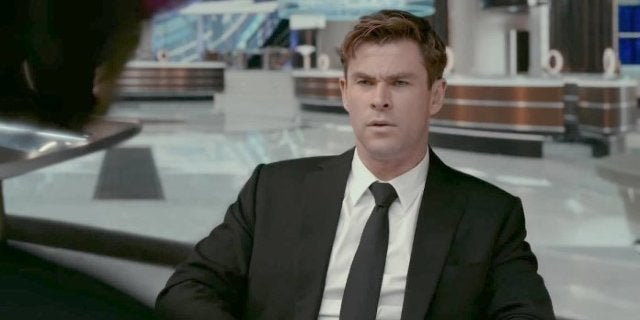 Exclusive Men in Black: International Featurette Introduces Chris Hemsworth as Agent H