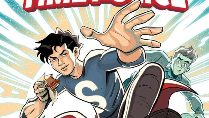 Comic Reviews - Jughead Time Police #1