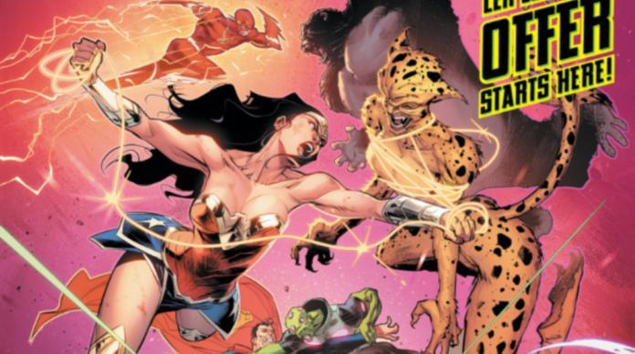 Comic Reviews - Justice League #25