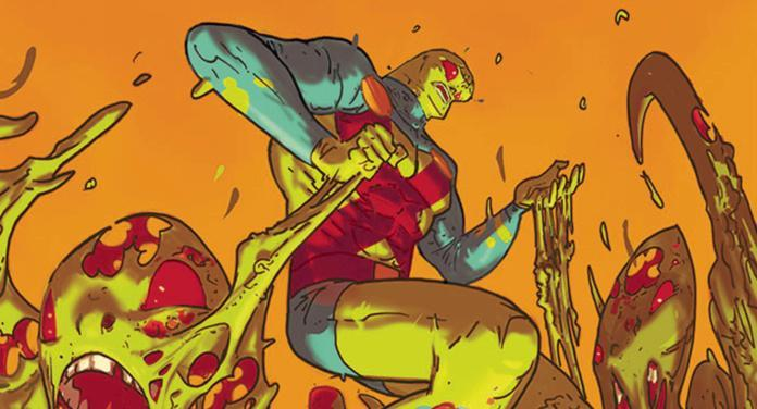 Comic Reviews - Martian Manhunter #6