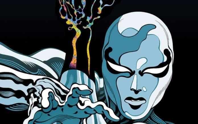 Comic Reviews - Silver Surfer Black #1