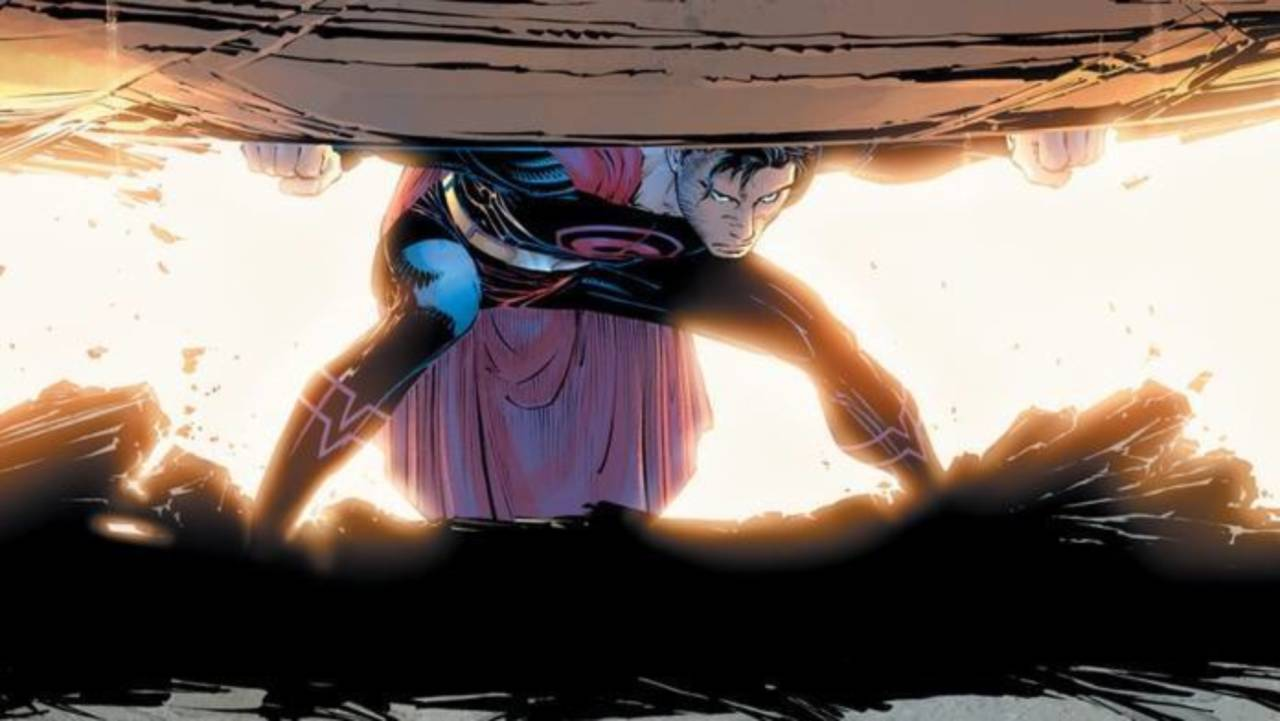 Superman: Year One #1 Review: This is Old School Superman in All the Worst Ways