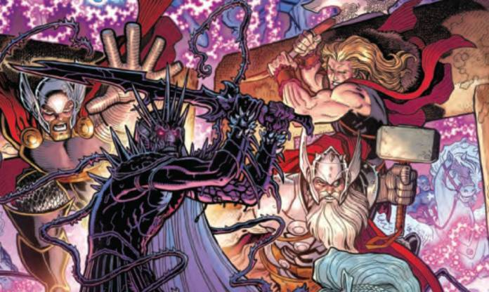 Comic Reviews - War of the Realms #6