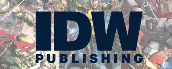 Comics Direct Market Sales Problems - IDW Publishing