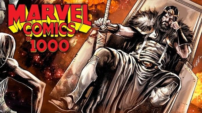 conan the barbarian marvel comics 1000
