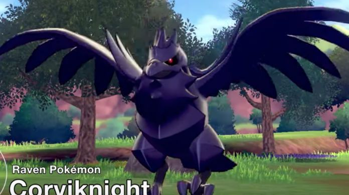 Corviknight-pokemon