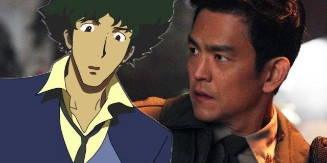 John Cho Preps For Cowboy Bebop With Perfect New Haircut