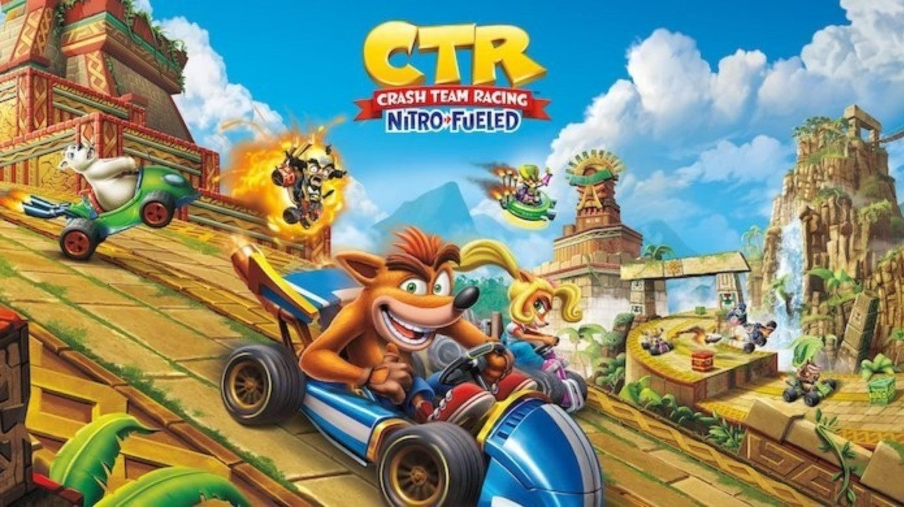 Crash Team Racing Nitro-Fueled PS4 Has A Game-Breaking Bug