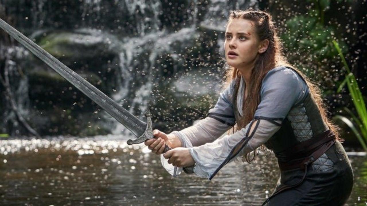 Netflix Reveals First Look At Frank Miller's Reimagined King Arthur Series Cursed
