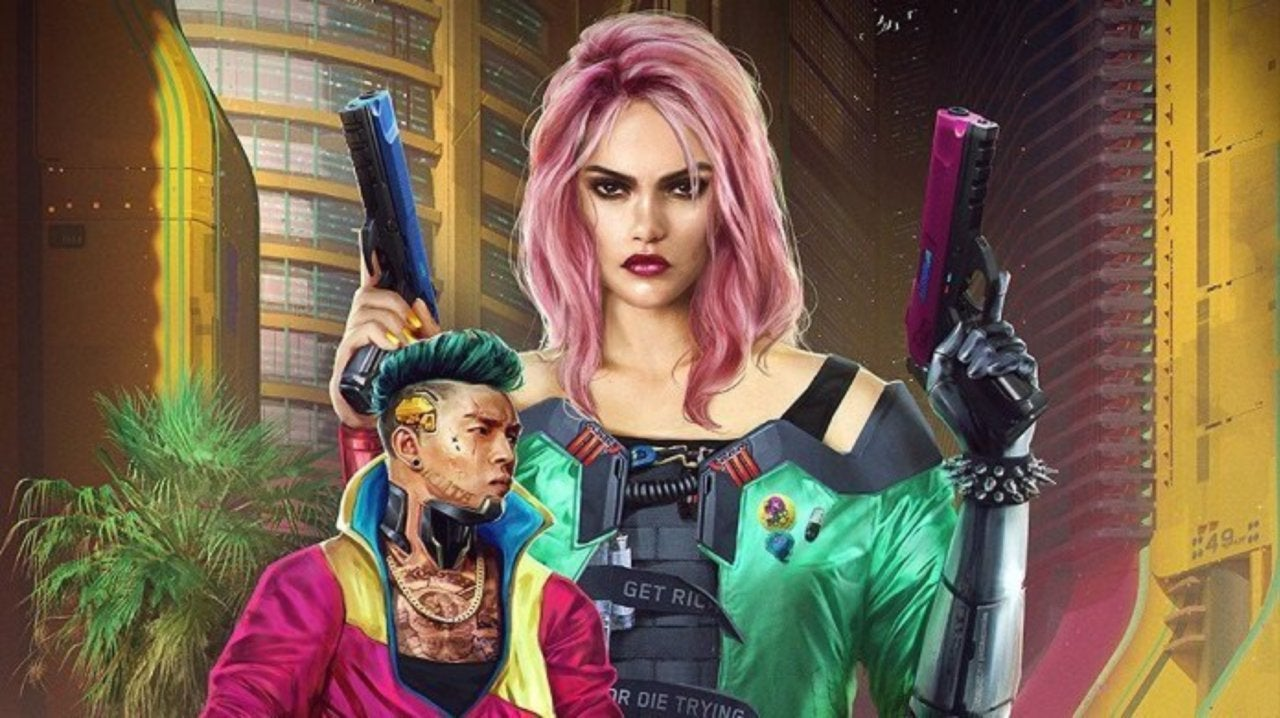 CD Projekt Red Is Working on Three Cyberpunk Games