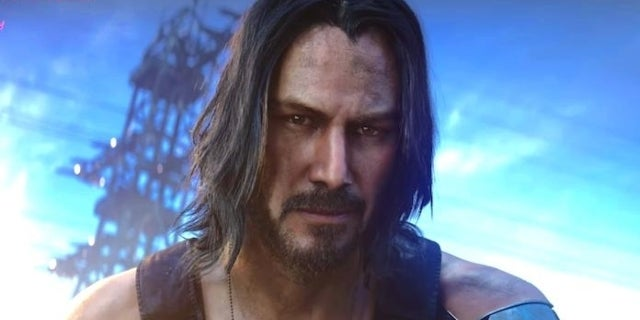 Cyberpunk 2077 Doesn't Let You Romance Keanu Reeves