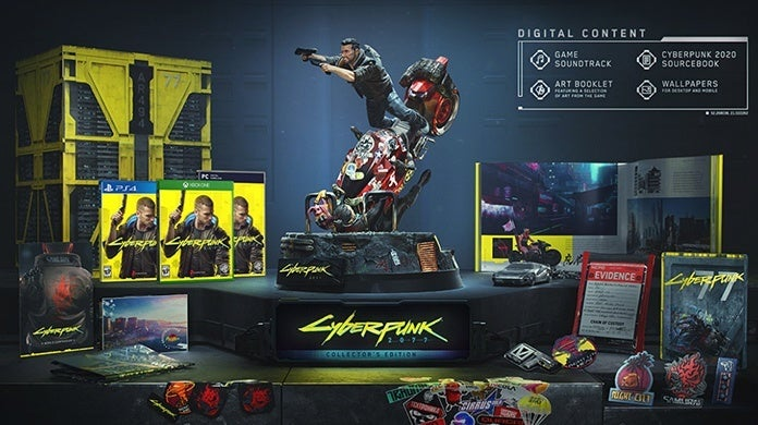 Cyberpunk 2077 PC Collector's Edition