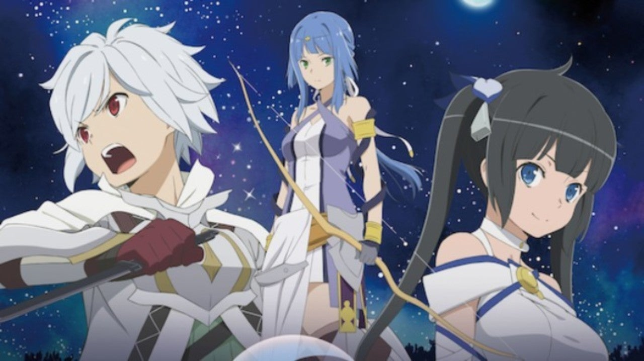 Is It Wrong to Try to Pick Up Girls in a Dungeon? Arrow of