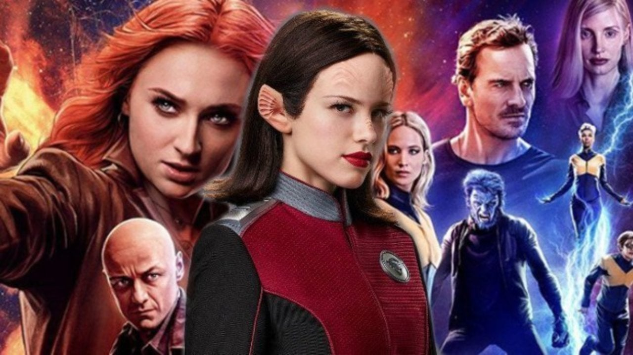 The Orville's Halston Sage Makes Surprise Appearance as Classic X-Men Character in Dark Phoenix