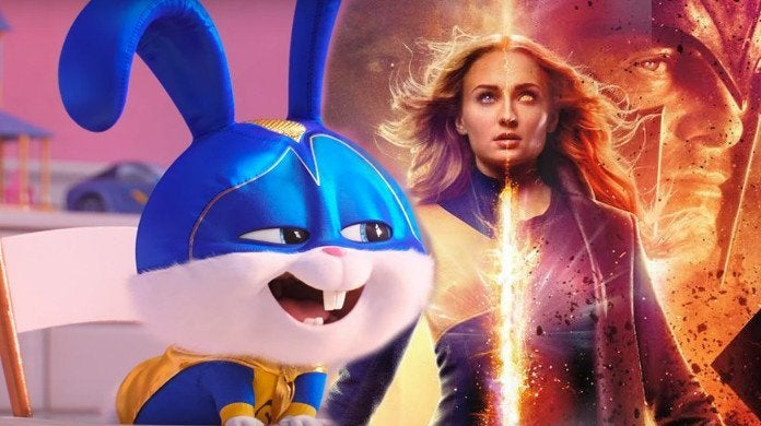 Dark Phoenix Secret Life of Pets 2