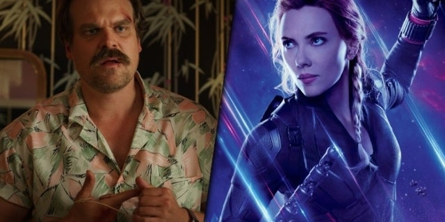David Harbour Says Black Widow Movie Will Explain Her Avengers: Endgame Sacrifice