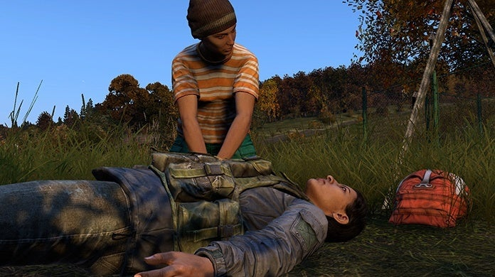 DayZ physical release PlayStation 4 Xbox One