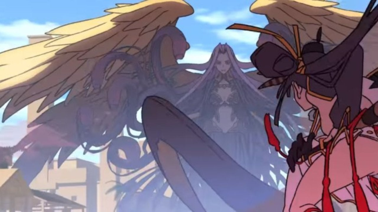 Fate/Grand Order Fan Animation Imagines Big Babylonia Battle
