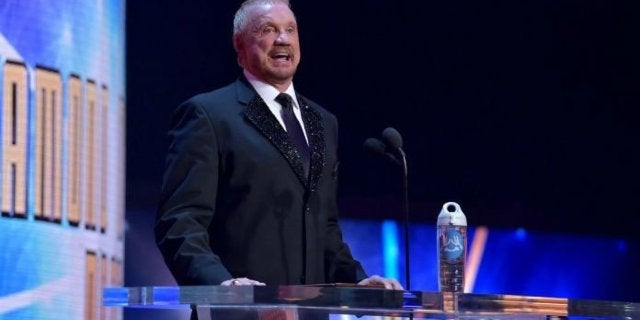Watch: Diamond Dallas Page Explains Why AEW's Rise Could Be Great for WWE